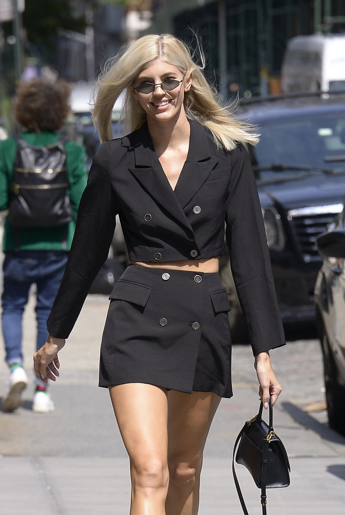 Devon Windsor Out And About In New York 09 09 2019