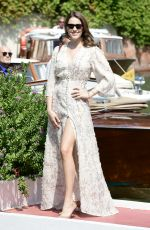 DIANA DEL BUFALO at 76th Venice Film Festival 09/01/2019