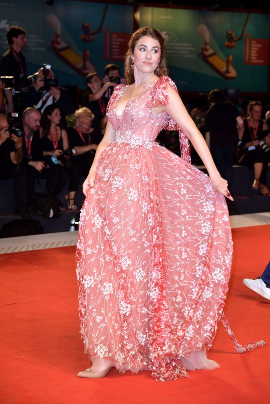 DIANA DEL BUFALO at Kineo Prize at 76th Venice Film Festival 09/01/2019