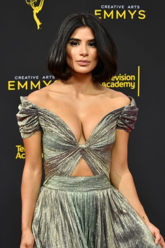 DIANE GUERRERO at 2019 Creative Arts Emmy Awards in Los Angeles 09/14/2019