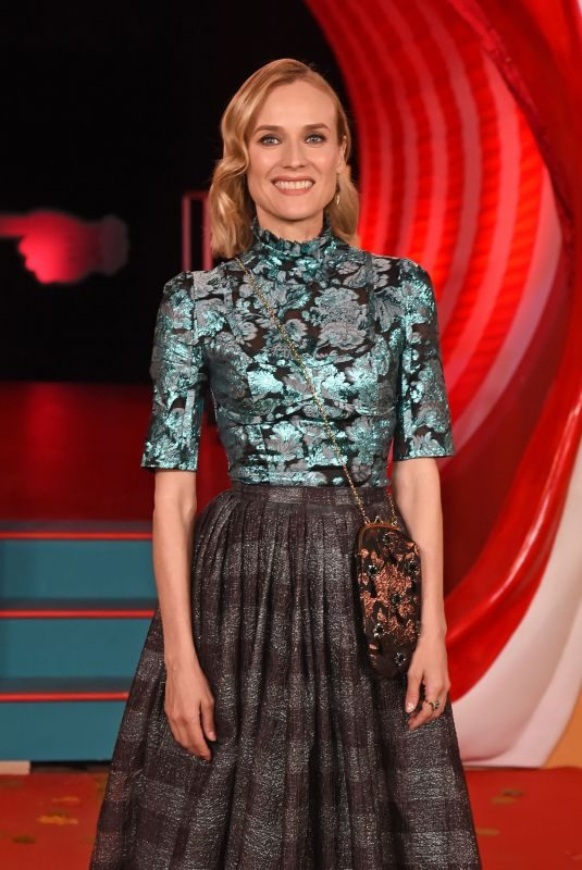 DIANE KRUGER at It: Chapter Two Premiere in London 09/02/2019