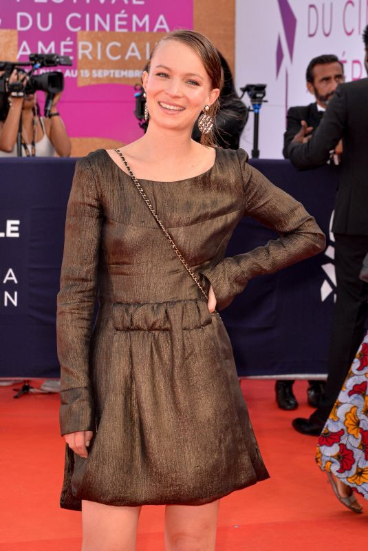 DIANE ROUXEL at 45th Deauville American Film Festival Closing Ceremony 09/14/2019