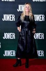 EDITH BOWMAN at Joker Special Screening in London 09/25/2019