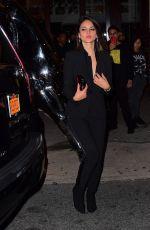 EIZA GONZALEZ Night Out in New York 09/09/2019