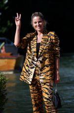 ELISABETTA PELLINI Out at 2019 Venice Film Festival 09/03/2019