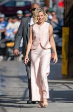 ELIZABETH BANKS Leaves Jimmy Kimmel Live! in Los Angeles 09/23/2019