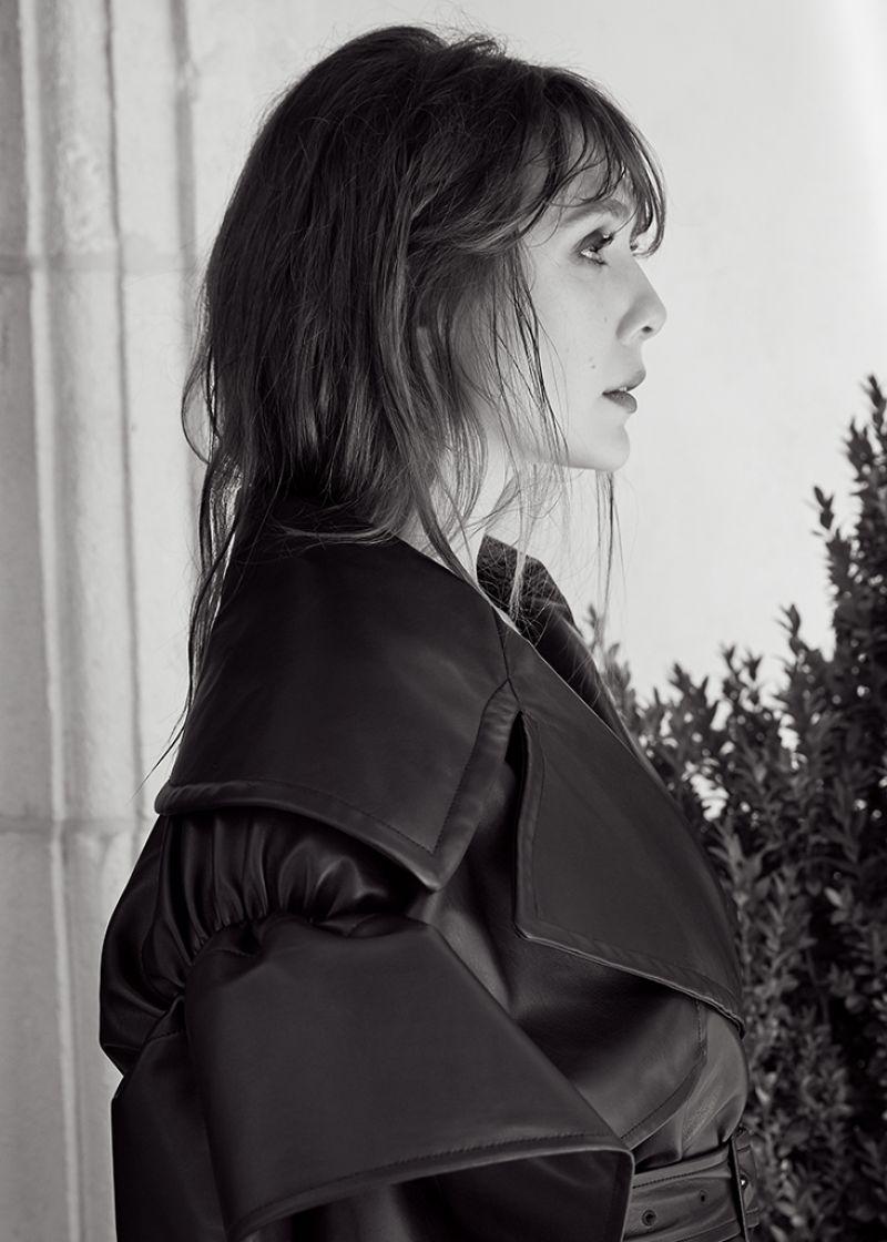 ELIZABETH OLSEN for Who What Wear, Fall 2019 - HawtCelebs