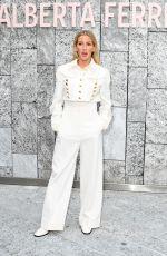ELLIE GOULDING at Alberta Ferretti Fashion Show at MFW in Milan 09/18/2019
