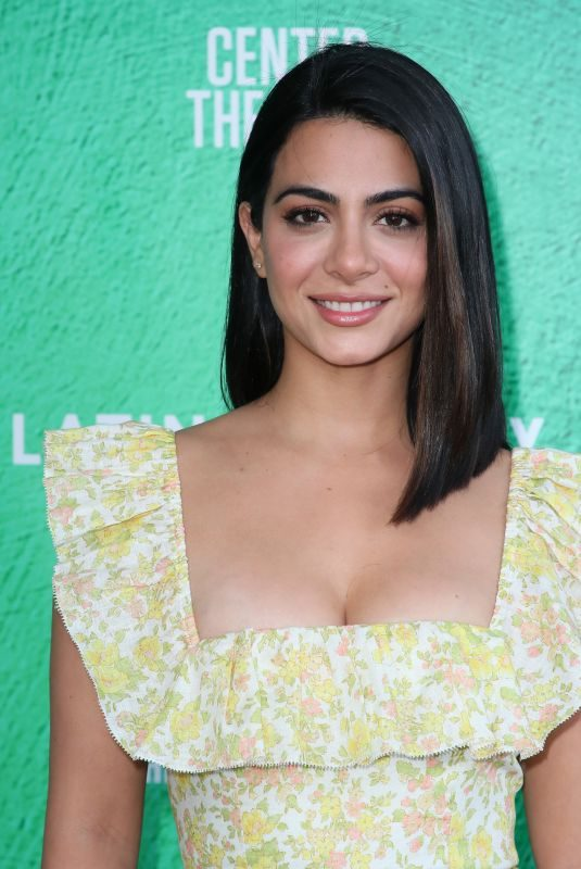 EMERAUDIE TOUBIA at Latin History for Morons Opening Night in Los Angeles 09/08/2019