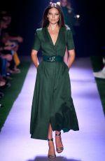 EMILY DIDONATO at Brandon Maxwell Runway Show at New York Fashion Week 09/07/2019