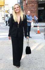 EMILY MAEDE Arrives at Build Series in New York 09/09/2019
