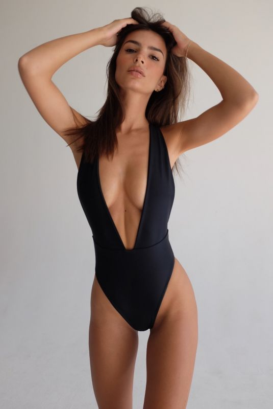 EMILY RATAJKOWSKI for Inamorata Swimwear, September 2019