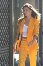 EMILY RATAJKOWSKI Out and About in new York 09/19/2019