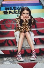 EMMA ROBERTS in Cosmopolitan Magazine, Spain October 2019