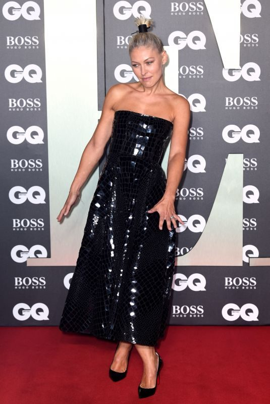 EMMA WILLIS at GQ Men of the Year 2019 Awards in London 09/03/2019