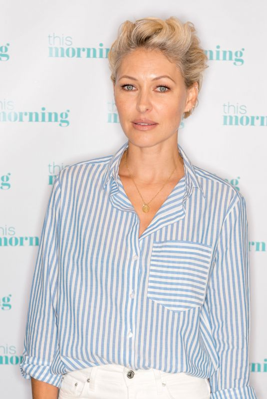 EMMA WILLIS at This Morning Show in London 09/17/2019
