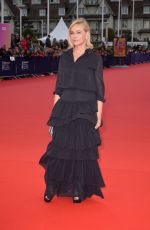 EMMANUELLE BEARTat Music of My Life Premiere at 45th Deauville American Film Festival 09/07/2019