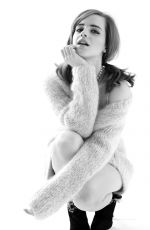 EMME WATSON for Ele Magazine, 2014 Outtakes
