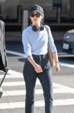 EMMY ROSSUM Arrives at Los Angeles International Airport 09/11/2019