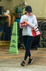 EMMY ROSSUM Out Shopping in Los Angeles 09/21/2019