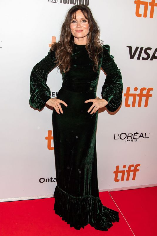 ESSIE DAVIS at True History of the Ned Kelly Gang Premiere at 2019 Toronto International Film Festival 09/11/2019