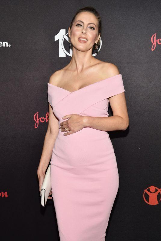 EVA AMURRI at Save the Children's Gala in New York 09/12/2019