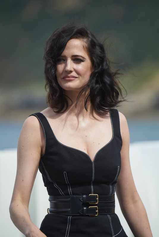 EVA GREEN at Proxima Photocall at 2019 San Sebastian International Film Festival 09/21/2019