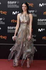EVA GREEN at Proxima Premiere at 67th San Sebastian International Film Festival 09/21/2019