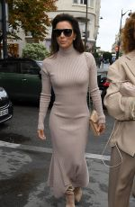 EVA LONGORIA Arrives at L