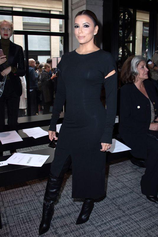 EVA LONGORIA at Guy Laroche Fashion Show at PFW in Paris 09/25/2019