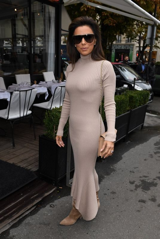 EVA LONGORIA at L'Avenue in Paris 09/25/2019