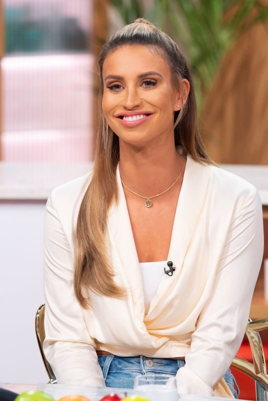 FERNE MCCANN at This Morning Show in London 09/27/2019