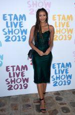 FLORA COQUEREL at Etam Fashion Show at PFW in Paris 09/24/2019