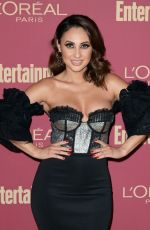 FRANCIA RAISA at 2019 Entertainment Weekly and L'Oreal Pre-emmy Party in Los Angeles 09/20/2019