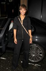 FRANKIE BRIDGE Night Out in London 09/24/2019