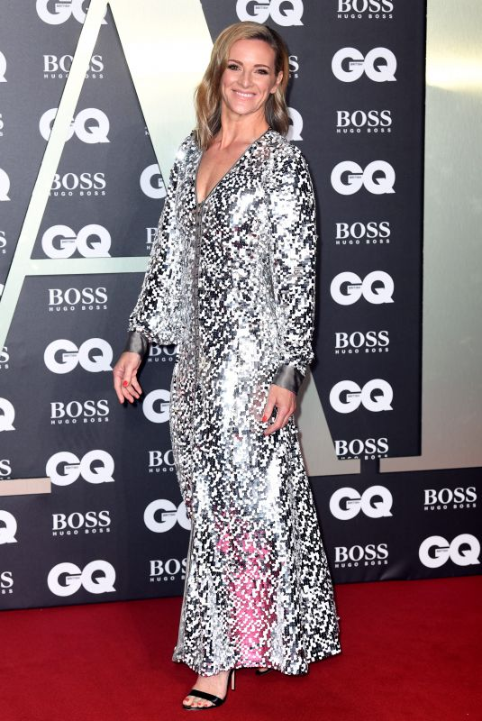 GABBY LOGAN at GQ Men of the Year 2019 Awards in London 09/03/2019