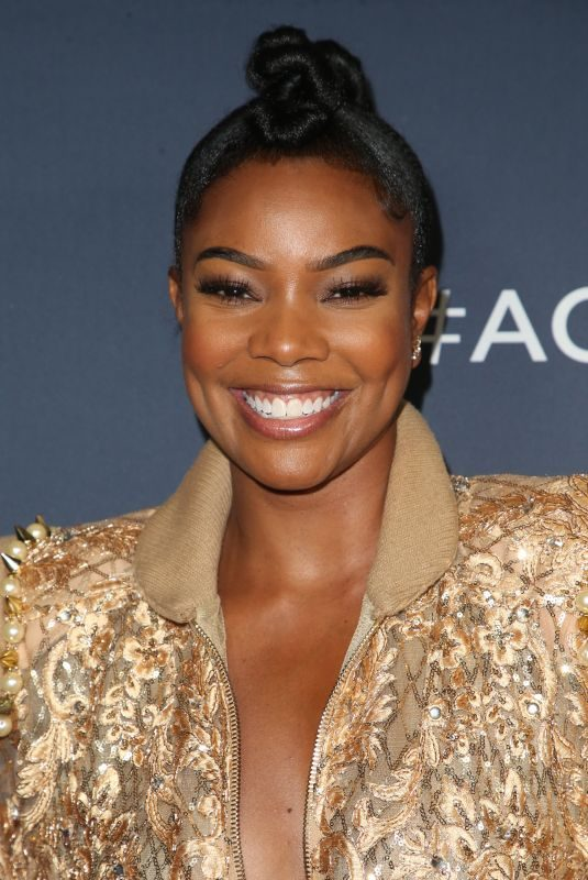 GABRIELLE UNION at America's Got Talent Season 14 in Hollywood 09/03/2019