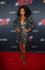 GABRIELLE UNION at America's Got Talent, Season 14 Live Show in Hollywood 09/10/2019