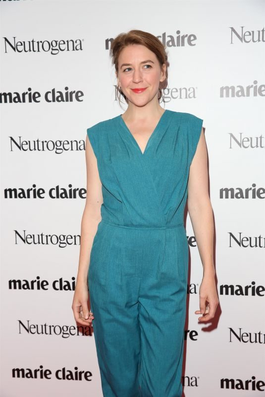 GEMMA WHELAN at Marie Claire Future Shapers Awards in London 09/19/2019