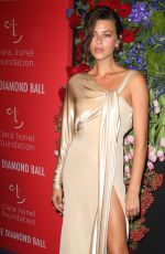 GEORGIA FOWLER at 5th Annual Diamond Ball at Cipriani Wall Street in New York 09/12/2019