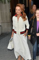 GERI HALLIWELL Out and About in Paris 09/27/2019