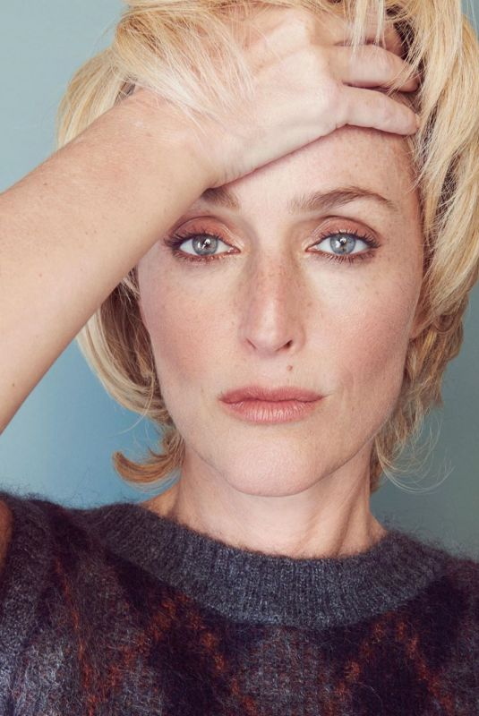GILLIAN ANDERSON for Observer Magazine, September 2019