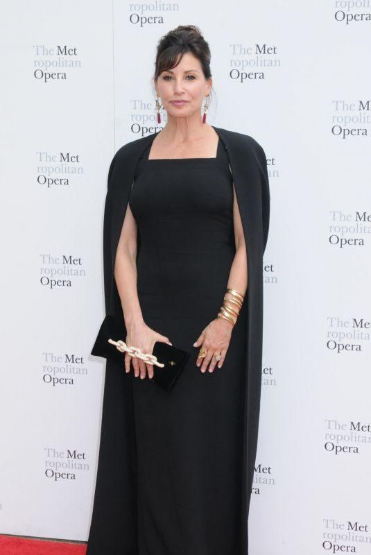 GINA GERSHON at Metropolitan Opera 2019 Opening Night Gala in New York 09/23/2019