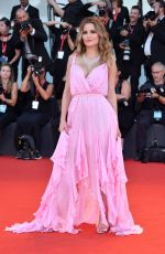 GIULIA ELETTRA GORIETTI at Saturday Fiction Premiere at 76th Venice Film Festival 09/04/2019