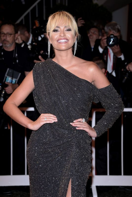 GIULIA GAUDINO at The Waiting for the Barbarians Premiere at 76th Venice Film Festival 09/06/2019