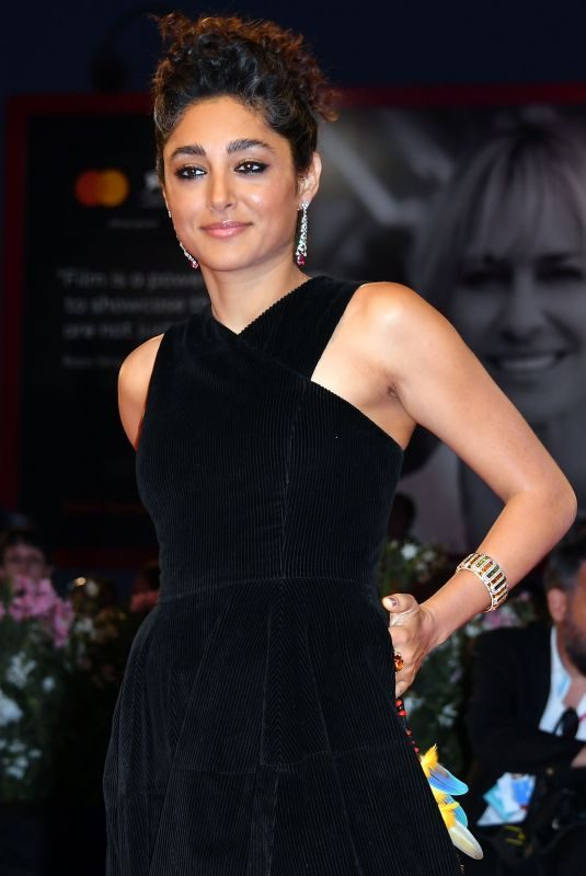 GOLSHIFTEH FARAHANI at About Endlessness Premiere at 76th Venice Film Festival 09/03/2019