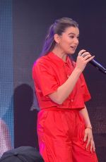 HAILEE STIENFELD at Meet & Greet at Eastwood Mall Open Park in Manila 09/06/2019