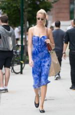 HAILEY CLAUSON Out in New York 09/09/2019