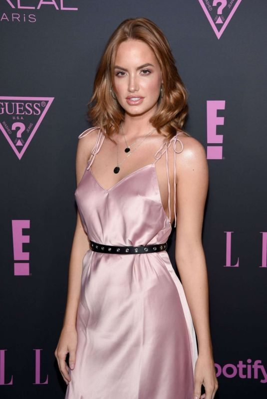 HALEY KALIL at Elle Women in Music in New York 09/05/2019