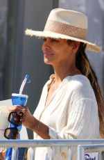 HALLE BERRY Out and About in Malibu 08/31/2019